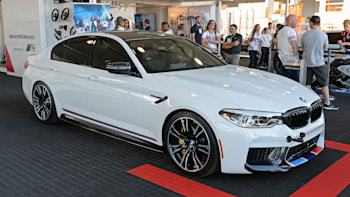 2018 bmw m5 gets invited to sema thanks to new m performance partsslide 7140308