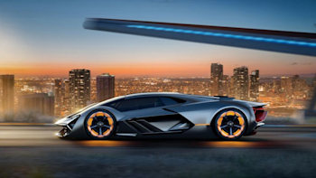 Lamborghini Rumored To Have High Dollar Hybrid On The Way Autoblog