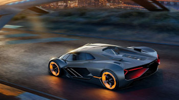 Lamborghini Reportedly Building A Supercapacitor Supercar That Glows