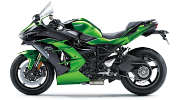 The 2018 Kawasaki Ninja H2 Sx Is A 201 Horsepower Supercharged