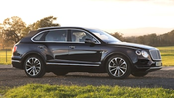 8aed43f1f89 Bentley designs Bentayga Field Sports by Mulliner for hunting - Autoblog