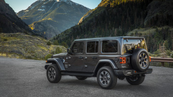 The New 2018 Jeep Wrangler – All The Latest Information >> 2018 Jeep Wrangler Unlimited Sahara Quick Spin Review Autoblog