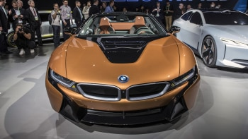Bmw I8 Roadster Price It S The Costliest Bmw You Can Buy In The