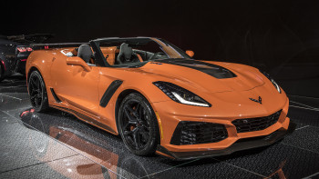 Gm Reveals Starting Prices For 2019 Corvette Zr1 At The L A
