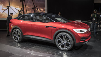 VW ID Crozz Electric Crossover SUV: Design, Release >> Volkswagen Plans Modest Ev Price Premium Over Internal Combustion