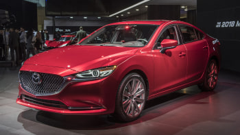 2018 Mazda Mazda6: A new engine, NVH reductions and a