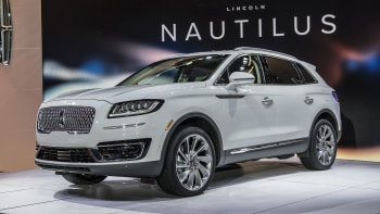 New Nautilus Gets More Room Lincoln Co Pilot 360 And A New
