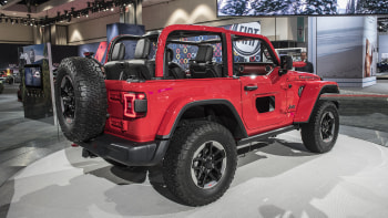 2018 Jeep Wrangler: Redesign, Aluminum Elements, Engines >> 2018 Jeep Wrangler Off Road Suv Redesigned For Capability