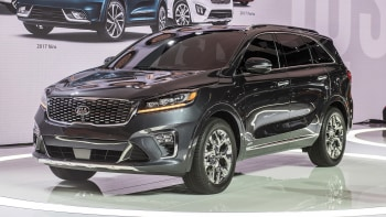 2019 Kia Sorento Gets New Styling And Features Turbo 4 Engine