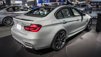 2018 Bmw M3 Cs Revealed This Is The Baddest 3 Series On The