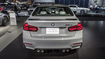 2018 Bmw M3 Cs Revealed This Is The Baddest 3 Series On The Block