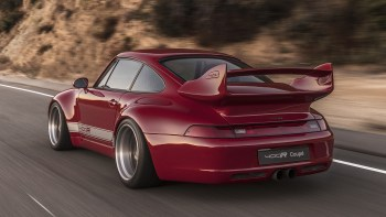 The Gunther Werks 400R is classic air-cooled Porsche fitted with