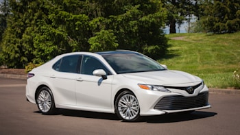 2018 Toyota Camry Xle V6 Drivers Notes Breaking The Mold