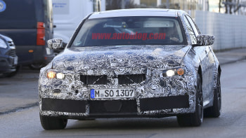 2020 Bmw M3 Will Be Quicker And Lighter The Present M3 Cs Autoblog