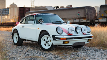 1984 Porsche 911 Safari Rally Car Auction Autoblog