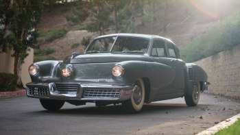 Preston Tucker's very own Tucker to go on auction at RM Sotheby's