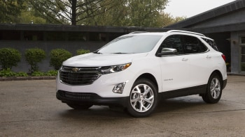 Chevy Equinox Jerks When Stopped