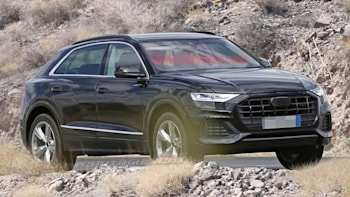 Audi Q8 Crossover Will Be Revealed In June Autoblog