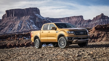 CORRECTION: 2019 Ford Ranger oil change does not require wheel