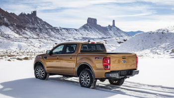 2019 Ford Ranger Fuel Mileage Leaks Via Online Forum Autoblog