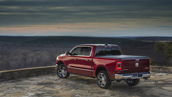 The 2019 Ram 1500 is ready to tackle the Ford F-150 and