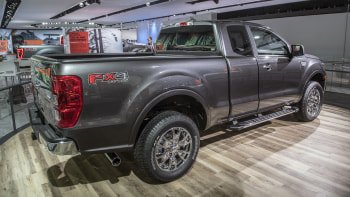 2019 Ford Ranger Official Fuel Economy Revealed Autoblog