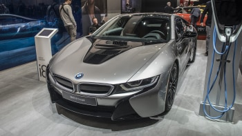 2019 Bmw I8 Coupe Detroit 2018 Photo Gallery Autoblog