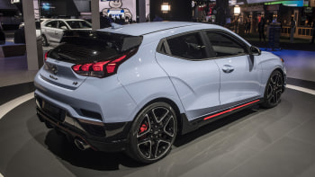 Hyundai Reveals The 2019 Veloster N For The U S With A Turbocharged