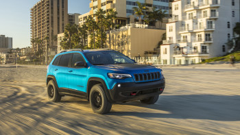 2019 Jeep Cherokee Quick Spin Review | Autoblog