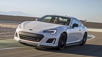 2018 Subaru Brz Ts Drivers Notes Wings And Things