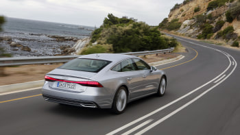 Audi A Starts At Less Than The Old Model Autoblog - How much does an audi a7 cost