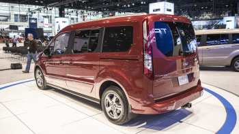 2019 Ford Transit Connect van revealed with new gas and diesel