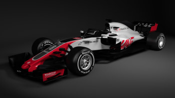We Get Our First Look At This Years Haloequipped Formula One Cars - F1 show car
