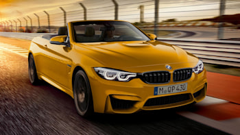 Bmw Celebrates 30 Years Of Convertible M3s And M4s With M4