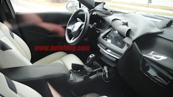 Cadillac Xt4 Interior Spy Photos Reveal Real Buttons And A New
