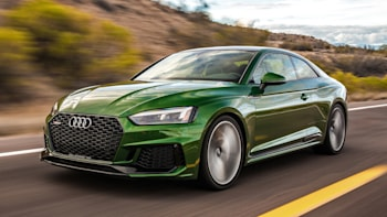 Audi RS Road Test Review Speedhungry German Sport Coupe - Audi rs 5