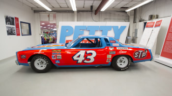 Racing legend Richard Petty is selling some of his cars and