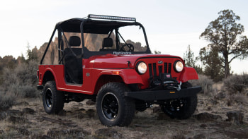 Mahindra introduces the Roxor off-road vehicle to the U S  | Autoblog