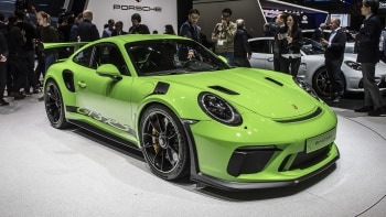 2019 Porsche 911 Gt3 Rs Revealed With 520 Horsepower Non Turbo