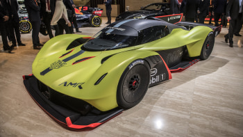 2021 Aston Martin Valkyrie Amr Pro Is Only For The Track Autoblog