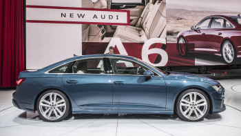 The New Audi A6 And E Tron Prototype Finally Revealed In Geneva