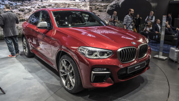 f8b5145101c 2019 BMW X4 revealed with specs