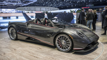 Pagani Plans An Ev And A Huayra Follow Up With A Stick Shift Autoblog