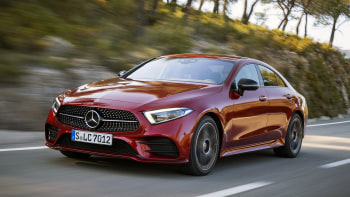2019 Mercedes Benz Cls First Drive Review Perfecting The Quasi Coupe