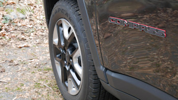 Jeep Compass Trailhawk review: What it's like to drive