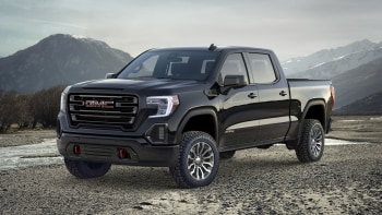 Gmc Sierra At4 Pickup 5 Features We Love Autoblog