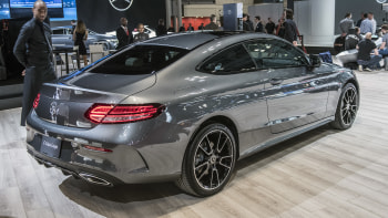 2019 Mercedes Benz C 300 And C 43 Coupe And Cabriolet Get A Big Tech