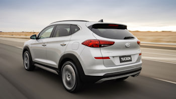 2020 Hyundai Tucson Review.2020 Hyundai Tucson Reviews Price Specs Features And