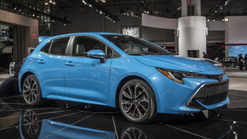 2019 Toyota Corolla Hatchback Plastic Hatch And Other Fun Facts