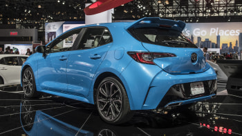 Toyota Corolla hatchback is more interesting than you might